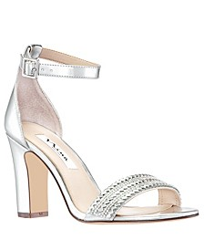 Suzette Ankle Strap Sandals