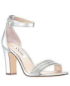 Nina Suzette Ankle Strap Sandals