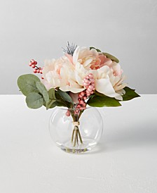Royal Blush Artificial Arrangement, Created for Macy's