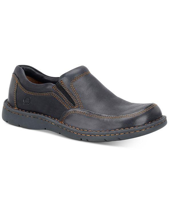 Born Men's Luis Moc-Toe Slip-On Loafers