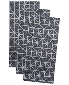 Triangle Dishtowel, Set of 3