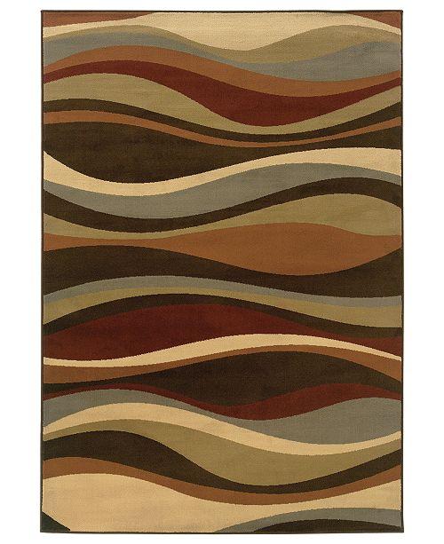 Oriental Weavers CLOSEOUT! Rugs, Pember 4442N Rhythm