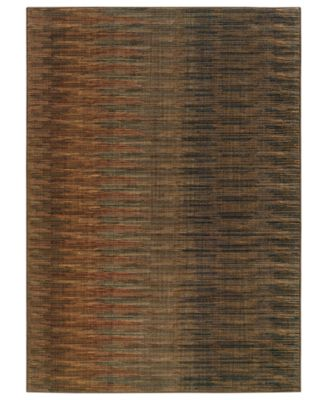 "Area Rug, Kasbah 3951A Static 5'3"" x 7'6"""