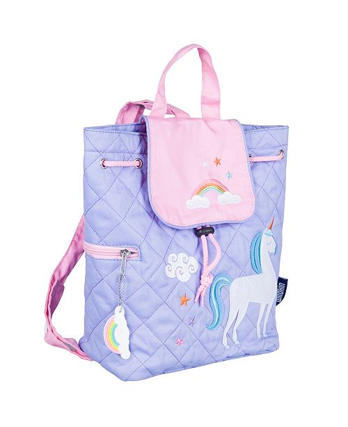 Wildkin Unicorn Quilted Backpack