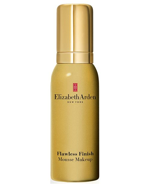Elizabeth Arden Flawless Finish Mousse Makeup, 1.4 oz.
