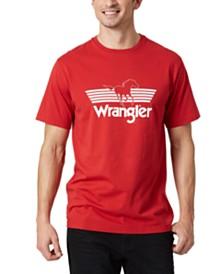 Wrangler Men's Logo Graphic T-Shirt