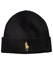 Men's Pony Hat