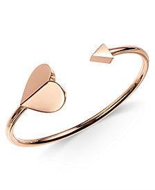 Kate Spade New York Heart & Triangle Cuff Bracelet