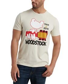 Lucky Brand Men's Woodstock 50 Years Graphic T-Shirt