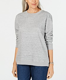Sport Fleece Sweatshirt, Created for Macy's