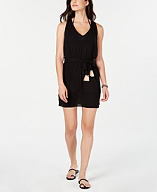 Jetsetter Tasseled Cover-Up Dress
