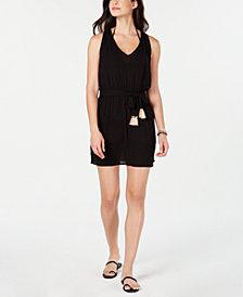 Becca Jetsetter Tasseled Cover-Up Dress