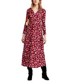 Tiers of Joy Midi Dress