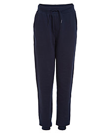 Calvin Klein Jeans Big Boys Logo Tape Fleece Joggers