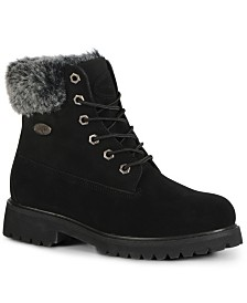 Lugz Women's Convoy Fur Boot