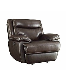 Coaster Home Furnishings Macpherson Power Glider Recliner with Built-in USB Charging Port