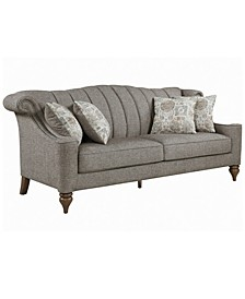 Coaster Home Furnishings Lakeland Upholstered Sofa