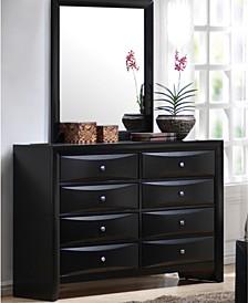 Briana 8-Drawer Dresser