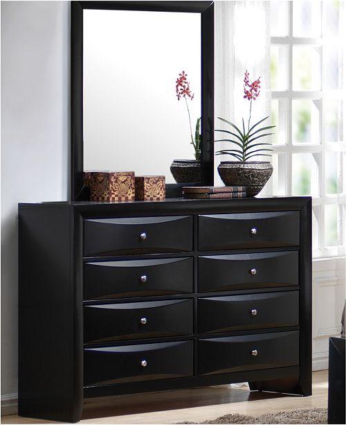 Coaster Home Furnishings Briana 8-Drawer Dresser