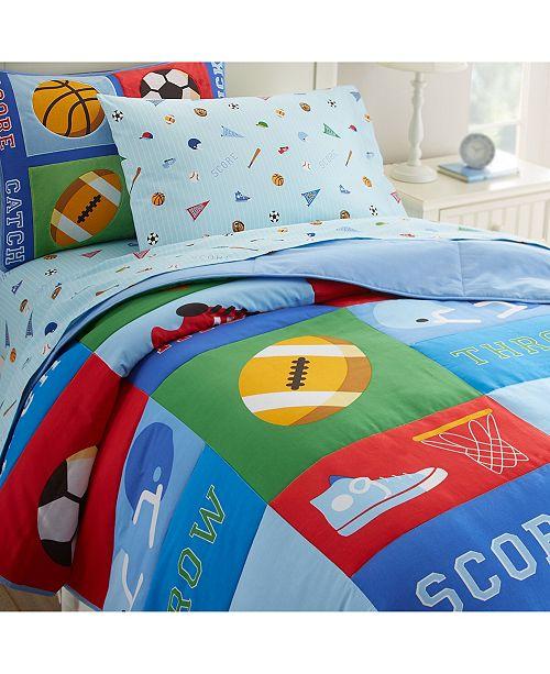 Wildkin Game On Twin Lightweight Comforter Set