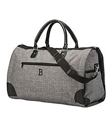 Personalized Convertible Duffle Garment Bag