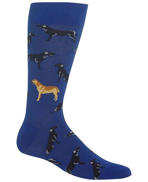Hot Sox Men's Labrador Socks