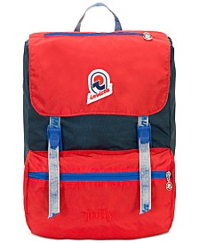 Invicta Men's Jolly Vintage Colorblocked Backpack