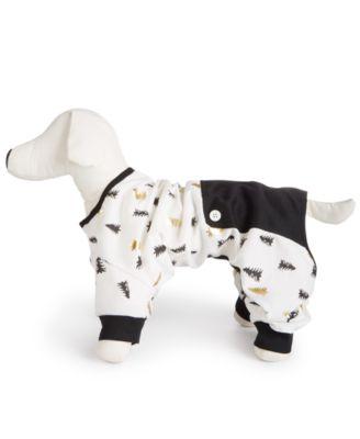 Matching Tree-Print Pet Pajamas, Created For Macy's