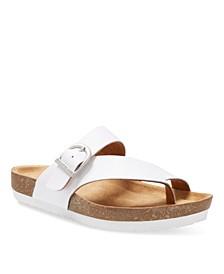 Eastland Women's Shauna Thong Sandals