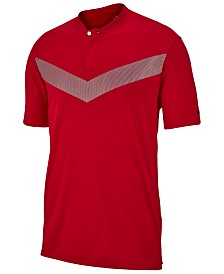 Nike Men's Tiger Woods Vapor Dri-FIT Golf Polo Shirt