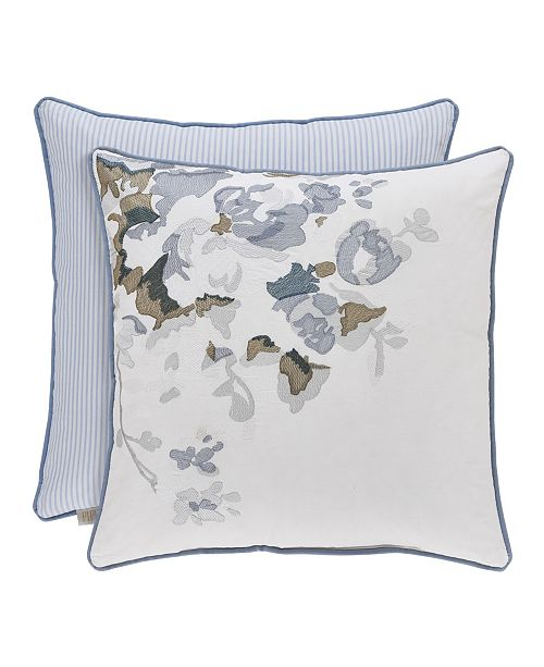"""Piper & Wright Frances 16"""" Square Decorative Throw Pillow"""