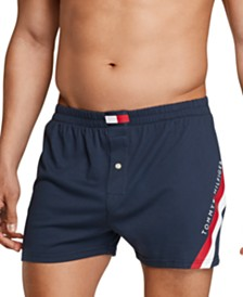 Tommy Hilfiger Men's Modern Essentials Cotton Knit Boxers
