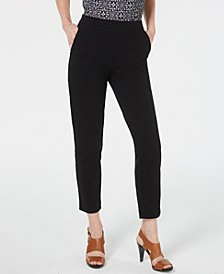 Slim Pull-On Pants