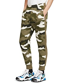 Nike Men's Sportswear Club Fleece Camo Joggers
