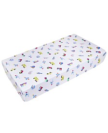 Wildkin's on the Go Fitted Crib Sheet