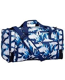 Sharks Weekender Duffel Bag