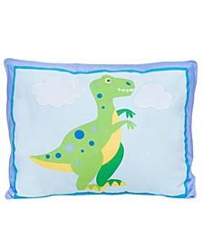 Dinosaur Land Pillow Sham