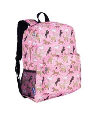 Wildkin Horses in Pink Serious Backpack