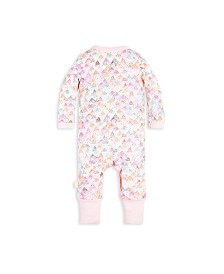 Burt's Bees Baby Organic Cotton Majestic Mountains Coverall