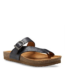 Eastland Women's Shauna Thong Sandals