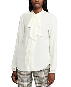 Tops Lauren by Ralph Lauren Clothing for Women - Macy's