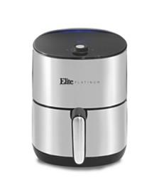 Elite Platinum 4.5qt Stainless Steel Digital Air Fryer