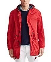 cheap for sale rock-bottom price choose original Polo Ralph Lauren Raincoat Mens Jackets & Coats - Macy's