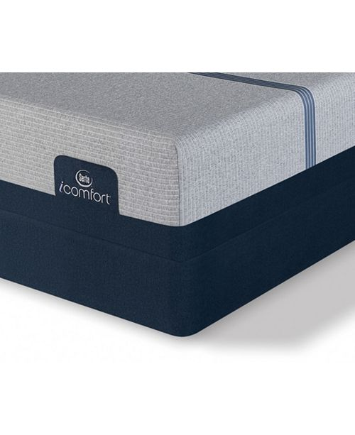 Serta i-Comfort by BLUE Max 3000 13.5'' Elite Luxury Firm Mattress Set- Queen