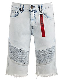 Dauphin Denim Shorts
