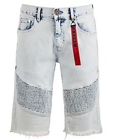 Reason Dauphin Denim Shorts