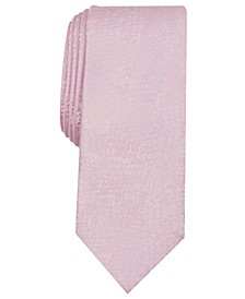 INC Men's Skinny Animal-Pattern Tie, Created for Macy's