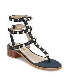 Olivia Miller Quick on The Uptake Studded Sandals