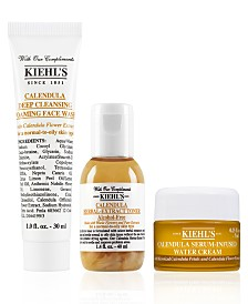 Receive a FREE Calendula Trio with $65 Kiehl's purchase!