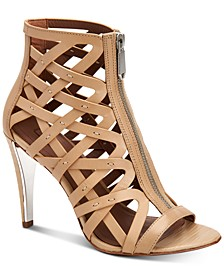 Eleni Caged Sandals